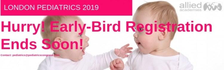 London Pediatrics 2019