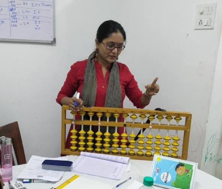 Expert Abacus Trainer