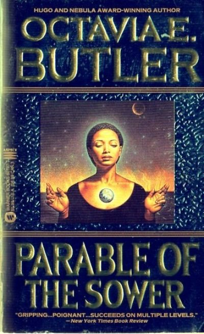 Image result for parable of the sower octavia butler