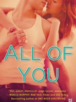 In Review: All of You (Between Breaths #1) by Christina Lee