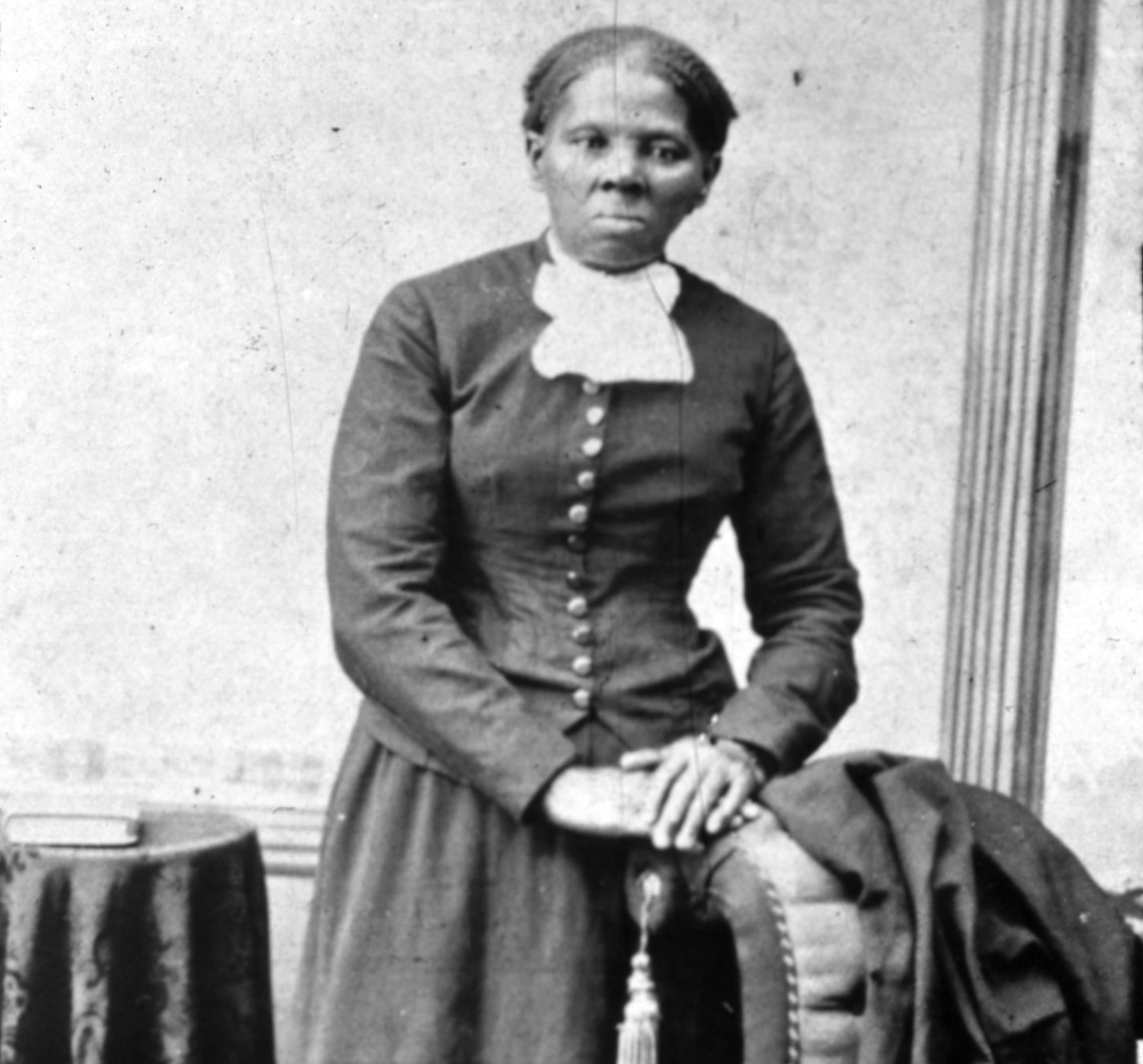 American Abolitionist Leader Harriet Tubman Who Escaped Slavery By Marrying A Free