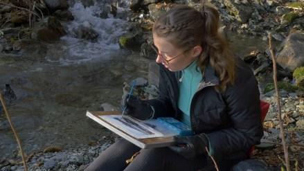 Alexandra Bookless. (Photo by Jordan Kendall, courtesy of Alexandra Bookless)
