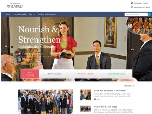 Nourish & Strengthen Website