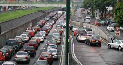 Resultado de imagen para Este viernes no circulan autos con engomado azul
