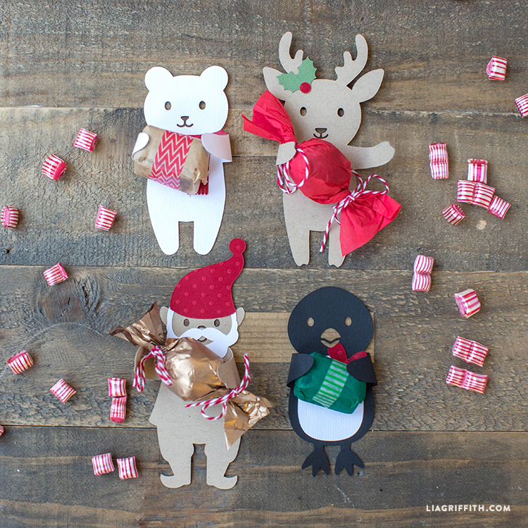 Candy Huggers For The Holidays Lia Griffith