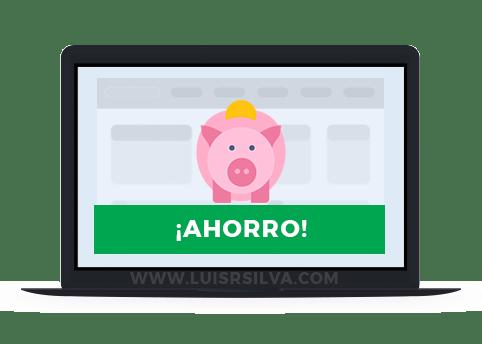Cómo ahorrar dinero al hacer una pagina web