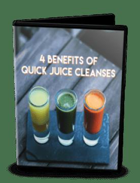 Benefits Of Quick Juice Cleanses