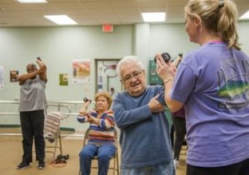 Stretching For Seniors