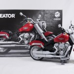 Going Full Throttle With Lego Creator Expert 10269 Harley Davidson Fat Boy Review The Brothers Brick The Brothers Brick