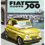 Lego Creator Expert 10271 Fiat 500 Vintage Posters Evc1y 6 The Brothers Brick The Brothers Brick