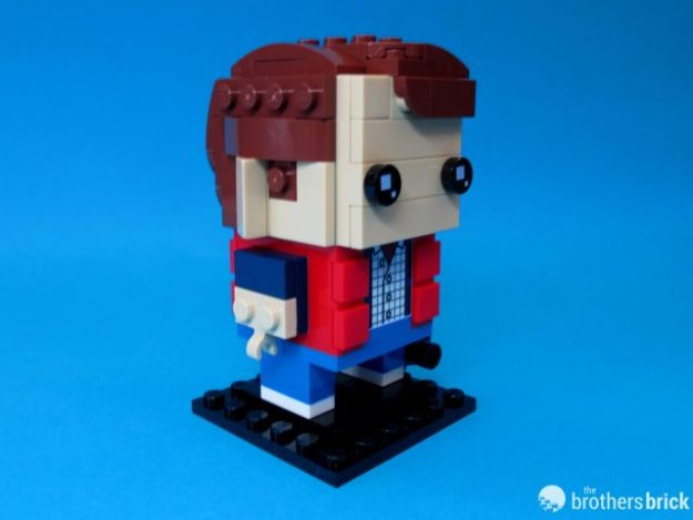 41611 Back To the Future BrickHeadz Marty Facing Right