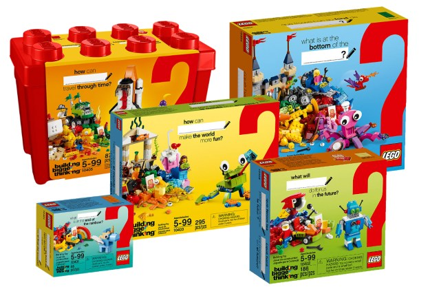 Lego 60th Anniversary Classic Limited Edition Sets Revealed News
