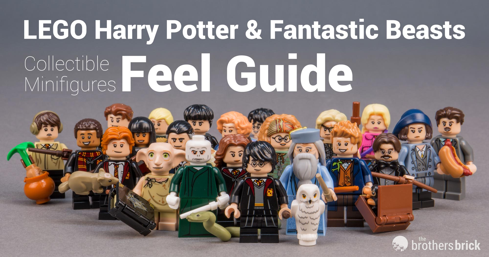 Lego 71022 Harry Potter And Fantastic Beasts Collectible Minifigures