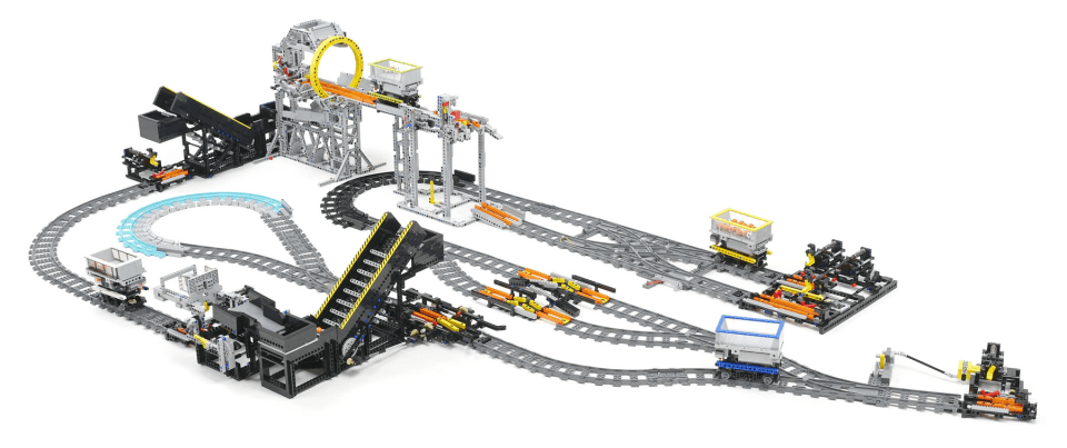 Overview of GBC Train System