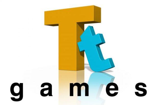 TT Games Logo