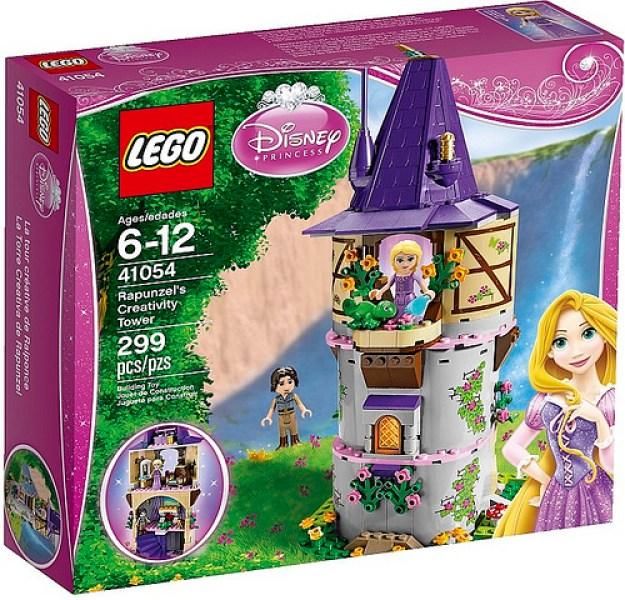 41054 Rapunzel's Creativity Tower