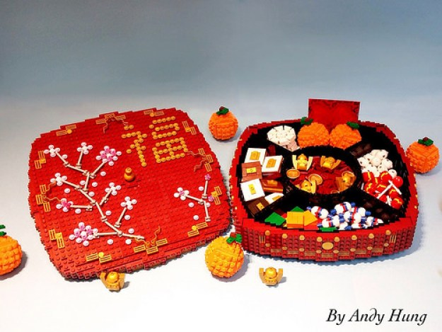 Chinese New Year Candytray