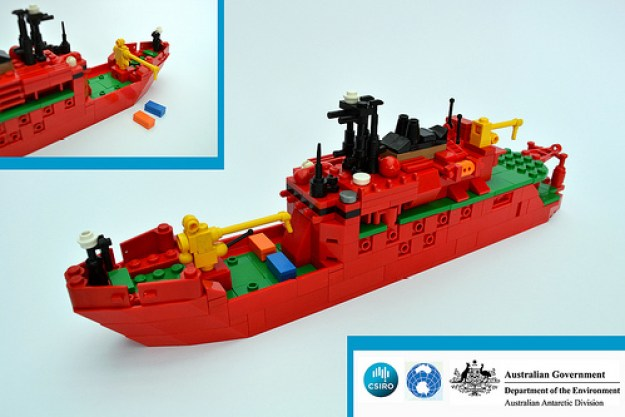 Aurora Australis icebreaker