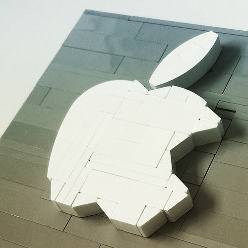 Apple logo #lego #legos #legomad #legobro #apple #applewatch #loveapple #applelego #photography #beautiful #moc #ididthis #love #instagood #me #photooftheday #gettingmyapplewatch #logo #legofriday #legoskills #instalego