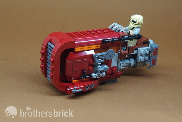 75099 Rey's Speeder (1)
