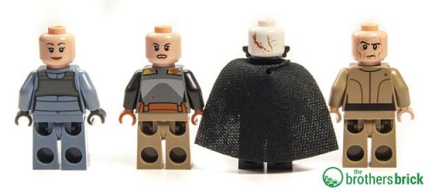 LEGO 75150 Vader's TIE Advanced vs. A-Wing Starfighter