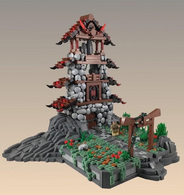 Mountain Top Shrine