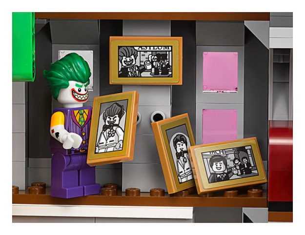70922 The Joker Manor - 12
