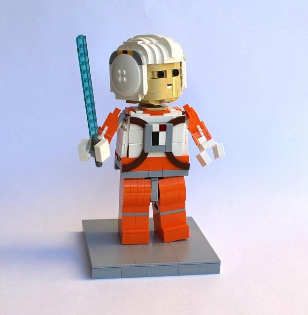 Rebel Pilot Luke