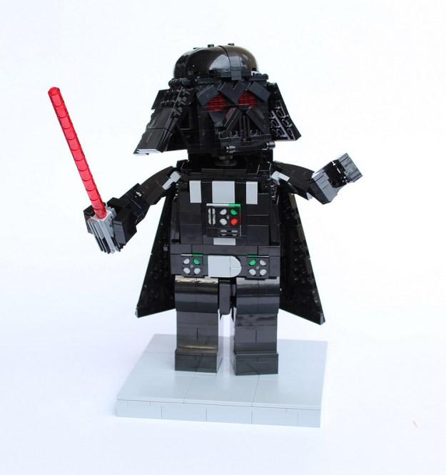 Darth Vader Midifigure