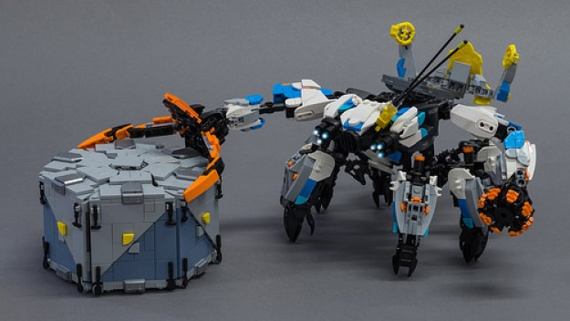 "Shell-Walker (from ""Horizon Zero Dawn"")"