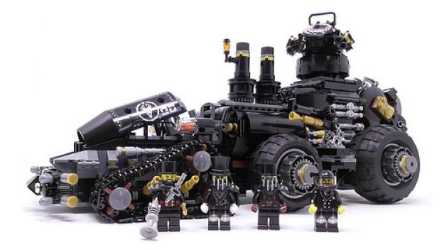 Steamnaut