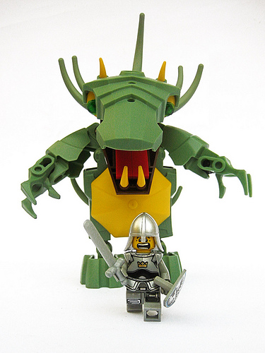 Lego Castle Ben10