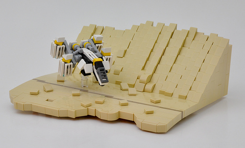 Micro Prometheus - Landing on LV-223