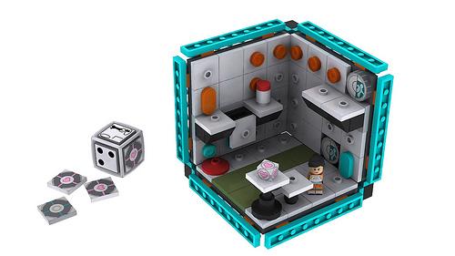 Portal Board Game (Cuusoo)