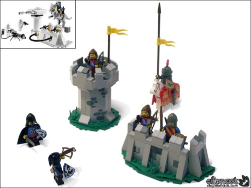 Lego Time Twisters