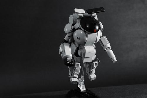 "SAFS Space Type II ""Snake Eye"""