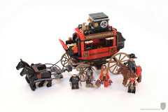 Lone Ranger 79108 Stagecoach Escape