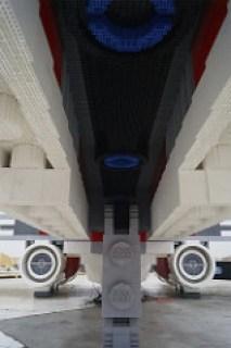 Life-size LEGO X-wing (19)