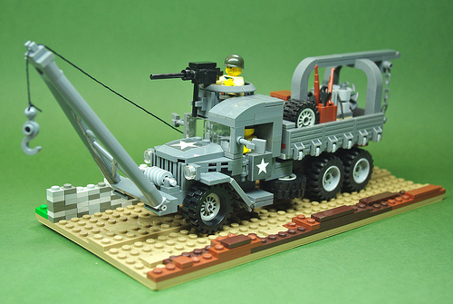 GMC CCKW Maintenance/Recovery Truck (1)
