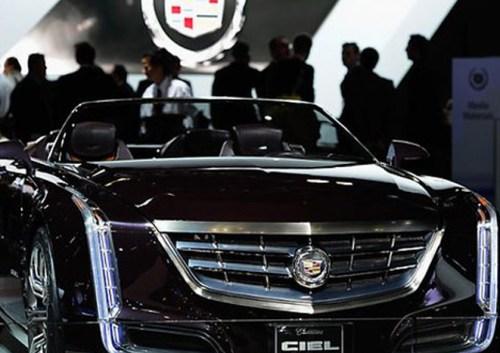 Cadillac hace acto de presencia con este magno evento automovilístico.