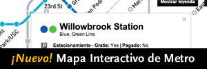 Mapa Interactivo de Metro