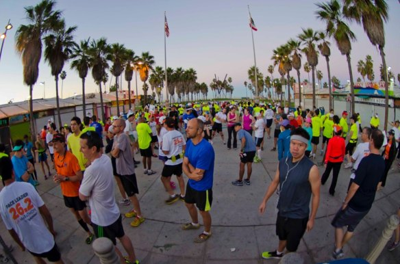 maraton LA