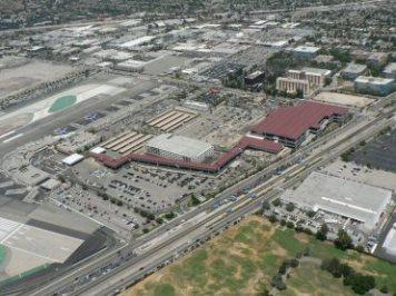 Vista aérea del nuevo centro. Foto: Dan Lichtner.
