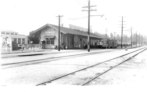 El depósito en 1950.