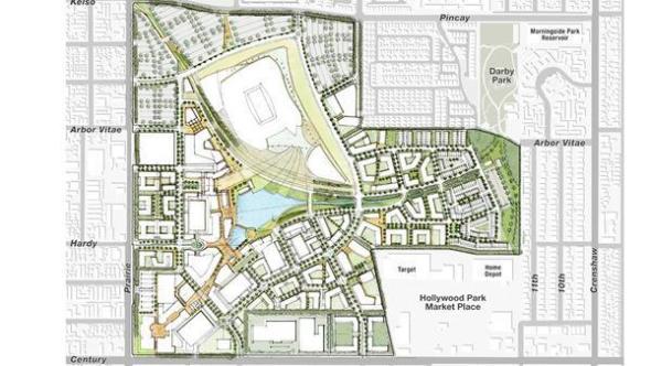 Plano de LA24 para las Olimpiadas.