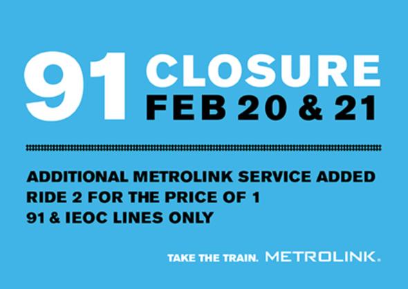 91 closure