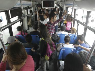 pasajeros mexicanos