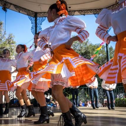 Ballet Folklórico México Azteca.