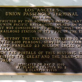 The quick history of Union Station.