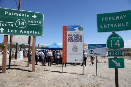 Photo courtesy of City of Santa Clarita.